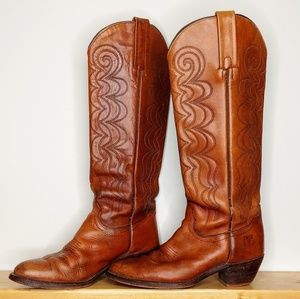 Classic Frye Western Boots